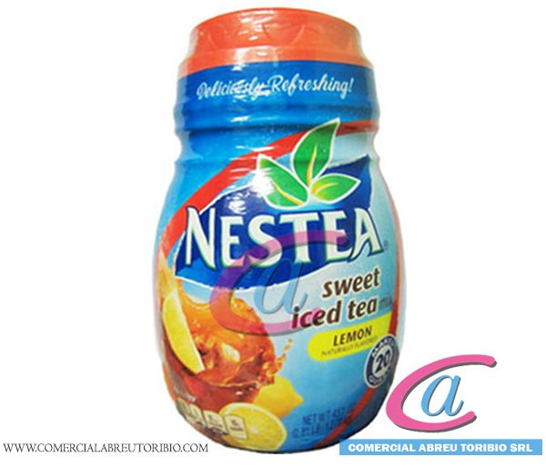 NESTEA Swt TEA LEMON 6/45.1 oz.US