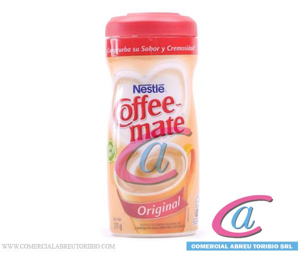 CREMORA COFFEE-MATE REGULAR NESTLE 12/311 gr (10.97 oz)