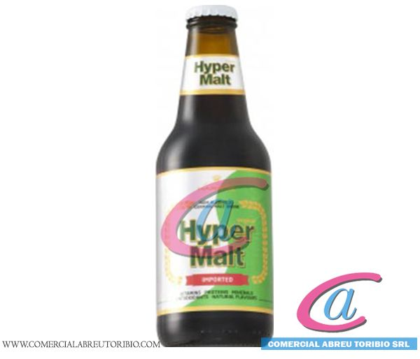 HYPER MALT 24/1 (BOTELLA 12 onz / 33 cl)
